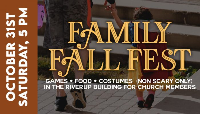Family Fall Fest slide