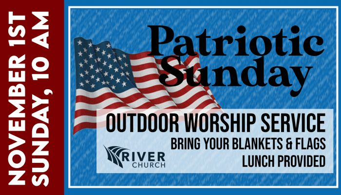 patriotic sunday ad