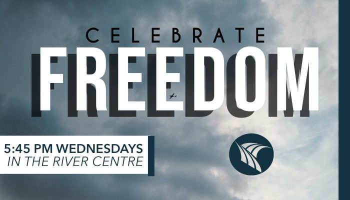 wednesday freedom meeting ad
